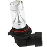Sencart 2pcs 9005 hb3 p20d 8x3535smd vodio bijelo / crveno / žuto prednje svjetlo žarulje kratkog svjetla 9-30v