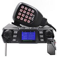 Kjøretøymontert Dobbelt båndFM-radio Nød Alarm Programmerbar med datasoftware Lader og adapter bakgrunnsbelysning Strømskifter høy/lav