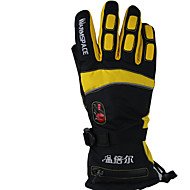 Skihandschoenen Lange Vinger Unisex Activiteit/Sport Handschoenen Houd Warm waterdicht Draagbaar Ademend Vermindert schuren Beschermend
