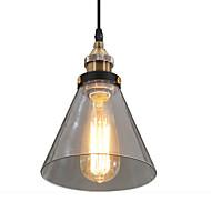 Luzes Pingente ,  Contemprâneo Tradicional/Clássico Rústico/Campestre Rústico Bronze Característica for Designers MetalSala de Estar