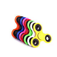 Tri-Spinner Hand Spinner Toys Sensory Fidgets Autism Anti Stress Funny Gifts Plastic 7 * 7 1