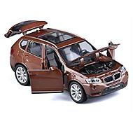 プルバック式乗り物おもちゃ おもちゃ プラモデル&組み立ておもちゃ 車載 メタル プラスチック