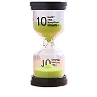 모래 시계 장난감 오리 원통형 가구 상품 남여 공용 조각