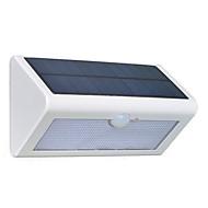 Sollys udendørs lyse haven lys 38led menneskelig krop sensor væg lampe hjem haven villa belysning gade lamper