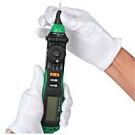 Medidor tipo caneta all-in-one ms8211 pro com detector ncv de tensão CA sem contato