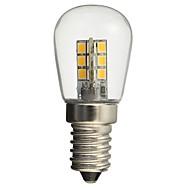 1W E14 נורות גלוב לד 24 SMD 2835 50-99 lm לבן חם לבן דקורטיבי AC110 AC220 V חלק 1