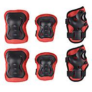 Kinderen Versterkte knie-ondersteuning Spier ondersteuning Gemakkelijke dressing Schaatsen Recreatie Sporten Sportief Informeel Buiten