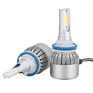 h11 johti ajovalot johti ajovalojen lamput 2 kpl muuntaminen sarjat 36W 3600lm BRIDGELUX tähkä sirut sumu valo