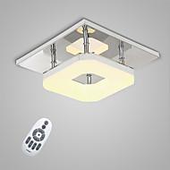 Vestavná montáž ,  Módní a moderní Galvanicky potažený vlastnost for LED Kov Obývací pokoj Ložnice Jídelna 1 žárovka