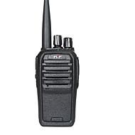 ハンドヘルド FMラジオ 音声プロンプト VOX デュアルバンド スキャン 1.5KM-3KM 1.5KM-3KM 16 1枚 8 TC-5000 トランシーバー 双方向ラジオ
