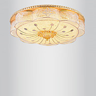 埋込式 ,  LED 電気メッキ 特徴 for Dinmable メタル ベッドルーム 研究室/オフィス 屋内 10球根