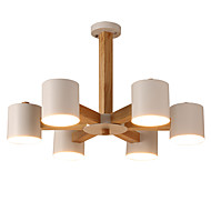 Lustry ,  moderní - současný design Tradiční klasika Retro Země Dřevo vlastnost for LED Dřevo / bambusObývací pokoj Ložnice Jídelna
