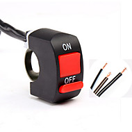 elektromos autó fogantyú kapcsoló három - line kormányrúd kapcsoló kettős flash-kapcsoló motorkerékpár led kapcsoló fényszóró kapcsoló