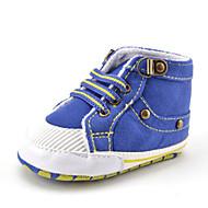 Kinderen Baby Sneakers Eerste schoentjes Keperstof Herfst Winter Causaal Formeel Feesten & Uitgaan Eerste schoentjes Kralen Elastiek