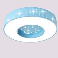 Montagem do Fluxo ,  Contemprâneo Outros Característica for LED MetalQuarto Sala de Jantar Quarto de Estudo/Escritório Quarto das