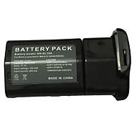 Ismartdigi el18a 11.1v 2600mah akkumulátor a nikon d800 d800e el18a kamerához