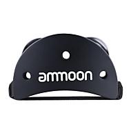Ammoon elliptische cajon box drum companion accessoire voet jingle tamboerijn voor hand percussie instrumenten zwart