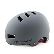Erkek Unisex Kask Ultra Rahatlık Esnek: Kaykay Kask Bisiklet kaskı Buz Pateni Paten Bisiklete biniciliği/Bisiklet Other EVA reçinesine PE
