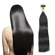 Fúziós / I típus Human Hair Extensions Hajhosszabbítás