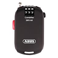 Gub combiflex201 acier quatre mot de passe numérique câble de verrouillage vélo mot de passe sac sac général anti-vol verrouillage