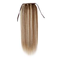 На клипсе Расширения человеческих волос Наращивание волос