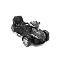 Aufziehbare Fahrzeuge Motorrad Metalllegierung