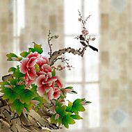 Ikkunatarra,PVC/Vinyl materiaali ikkuna Decoration