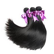 Υφάνσεις ανθρώπινα μαλλιών Περουβιανή Drept 1 Χρόνος 3 υφαίνει τα μαλλιά
