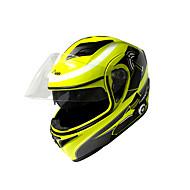 オープンフェイス オートバイのヘルメット