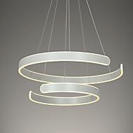 Remoter dimmen geleid hanger licht 100-240v led hanger lamp voor het dineren woonkamer
