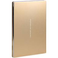 Lacie stfd2000403 2,5 tommer usb3.0 mobil harddisk guld 2tb
