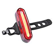 Pyöräilyvalot Waterproof tankopäähän valot Polkupyörän jarruvalo takavalot LED - PyöräilyLadattava Vedenkestävä Pienikokoiset Helppo