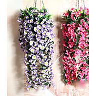1 ブランチ プラスチック その他 ウォールフラワー 人工花
