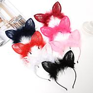 Clíper Acessórios de cabelo perucas Acessórios para Mulheres