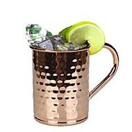 Artigos para Bebida, 400 Aço Inoxidável Suco coquetel Caneca