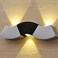 3 LED Intégré LED Moderne/Contemporain Nouveauté Fonctionnalité for Style mini Ampoule incluse,Eclairage d'ambiance Applique murale