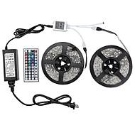 72W Verlichtingssets 6500-7200 lm AC100-240 V 10 m 600 leds RGB