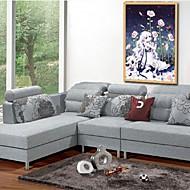 blume fairynew 3d diamond paintingresin quadrat vollbohrerdiamantstickereiart und weisezeichnungsdekorationanstrich