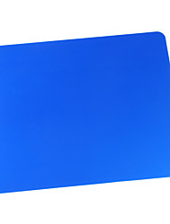 Soft Silicone Mouse Pad (Blue)