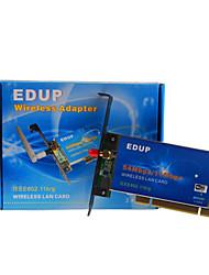 edup 802.11b / g 54Mbps PCI Card WiFi