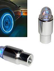 Lumière LED Bleue pour Pneu (Ensemble de 2)
