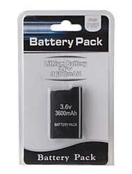 Battery Pack for Sony PSP (3600mAh)