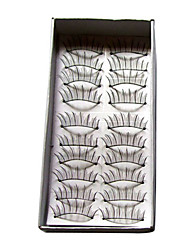 Natural Looking and Added Volume Lashes 113# - 10 Pairs Per Box