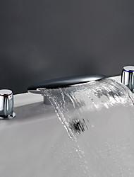 cachoeira de bronze torneira pia do banheiro (generalizada)