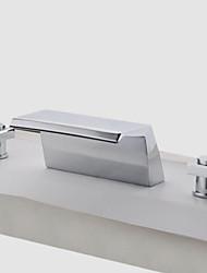 WOONSOCKET - Robinet de baignoire mélangeur à cascade