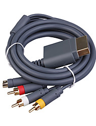 S Video AV Cable for Xbox 360