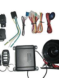 1 via sistema de alarme de carro cx-601d (szc665)
