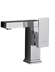 Single Handle Chrome Centerset Bathroom Sink Faucet 1018-LK-3007
