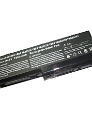 Replacement Toshiba Laptop Battery GST3537 for Equium P200 Series (10.8V 7200mAh)