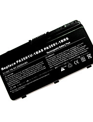 Replacement Toshiba Laptop Battery GST3591 for Equium L40 Series (14.4V 2600mAh)